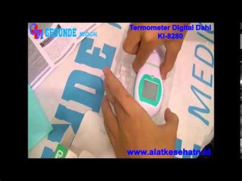 Termometer Digital Dahi termometer digital dahi ki 8280 www alatkesehatan id