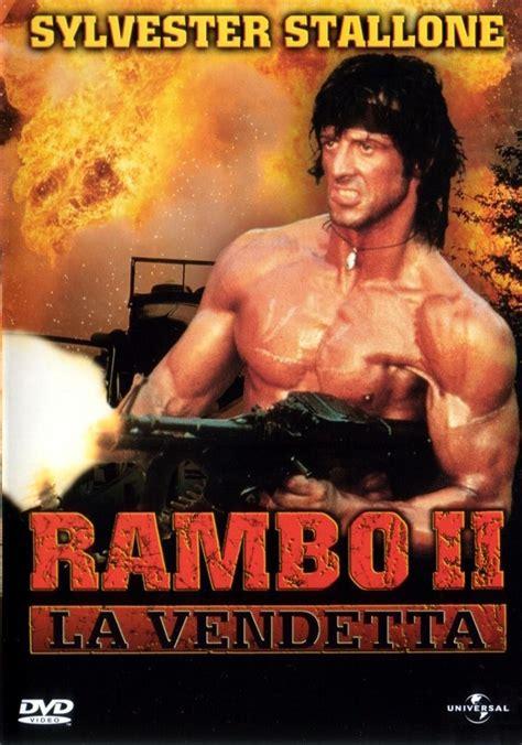 film gratis rambo 2 rambo locandina e poster