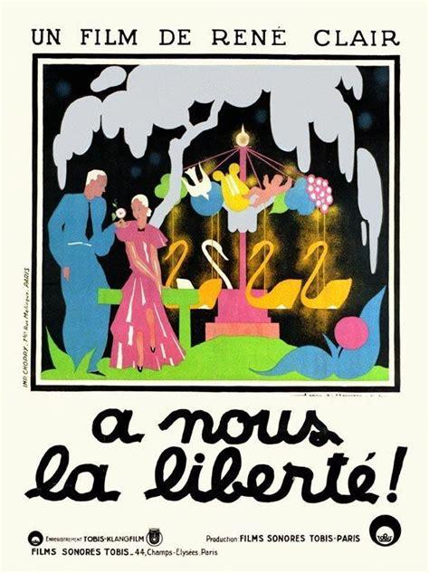 rene clair the crazy ray viva la libertad ren 233 clair 1931 largometrajes de ficci 243 n
