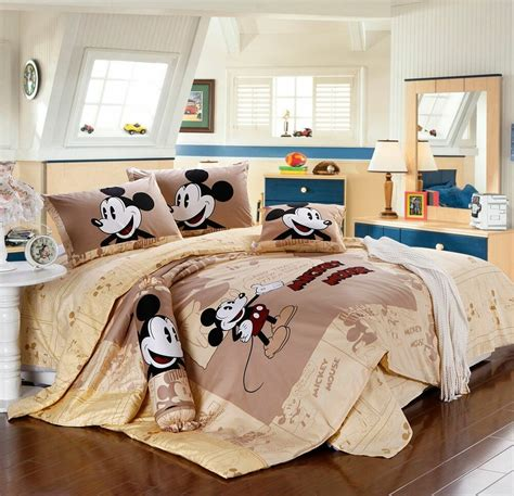 Mickey Mouse Bed In A Bag by Disney Licensed Mickey Mouse 7pcs Size