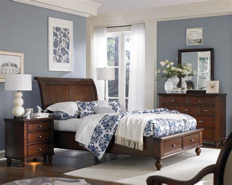 madison bedroom set aspenhome bedroom set w storage bed madison asia200 400sset