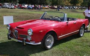 Alfa Romeo 2600 Spider For Sale Alfa Romeo 2600 Spider Motoburg