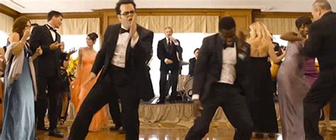 Wedding Crashers Kindly Leave Gif by Wedding Ringer Kevin Hart Josh Gad Become Actual