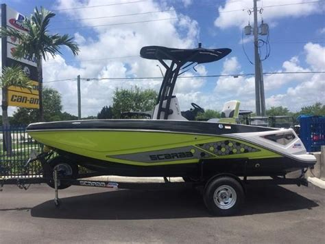 scarab boats 195 open scarab 195 open boats for sale boats