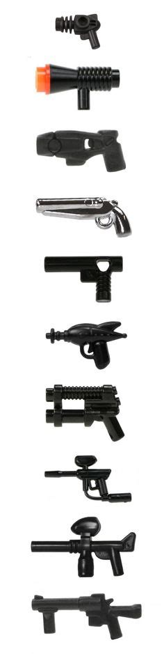 Lego Compatible Heavy Barrey Part Rifle quot an exploded view drawing is a diagram picture or