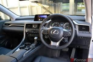 lexus car 2016 interior 2016 lexus rx dashboard forcegt com