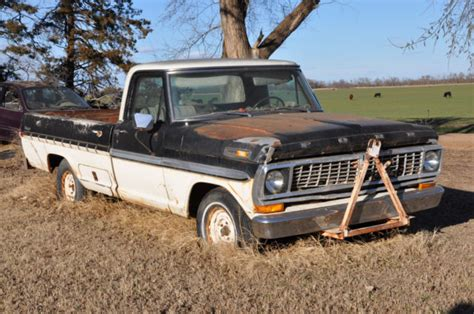 1972 ford parts 1972 ford f100 4wd parts truck for sale ford f 100