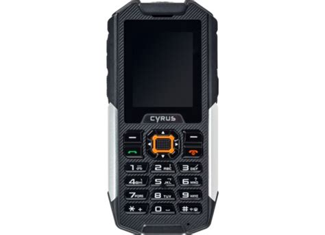 werkstatt telefon cyrus outdoor handy cm7 dual sim schwarz bei telefon de