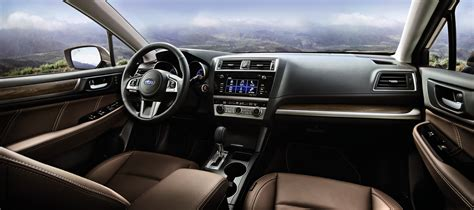 subaru touring interior subaru of america smashes all time monthly outback sales