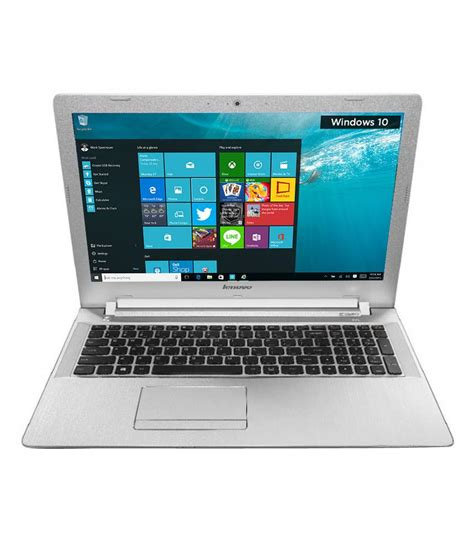 Laptop Lenovo Z51 lenovo z51 70 notebook 80k600w0in reviews specification