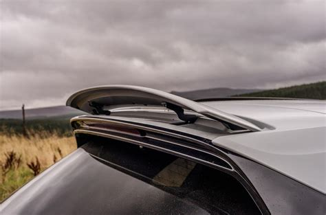 Porsche Cayenne Spoiler by Porsche Cayenne Turbo 2018 Review Autocar