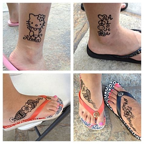 henna tattoo hawaii honolulu hawaiian designs henna tattoos my