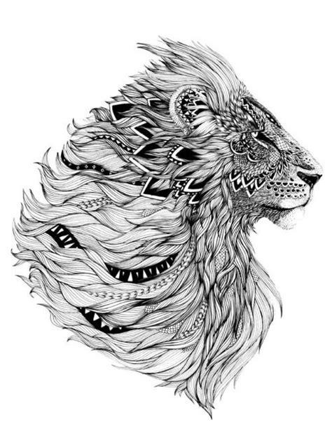 tattoo pen zwart pin by cat lu on art pinterest posts animals and lion