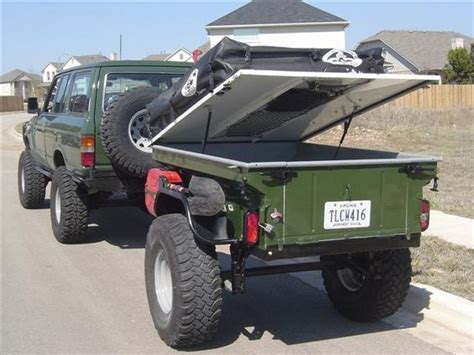 jeep expedition gear expedition trailer trailers and road trailer on