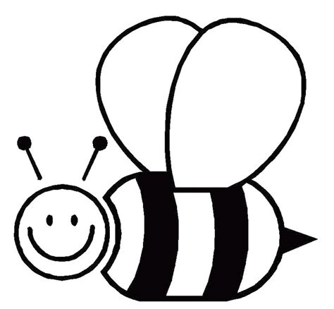 bumble bee template bumble bee template clipart best
