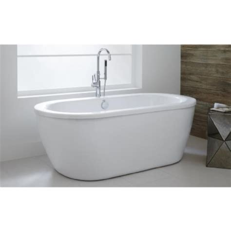 Freestanding Bathtub by American Standard 2764014m202 011 Cadet Freestanding Tub