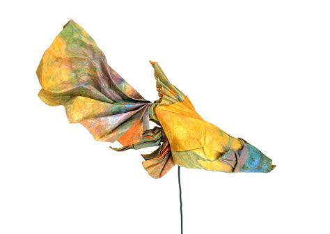 Paper Guppy 25 excellent origami fish just for the halibut