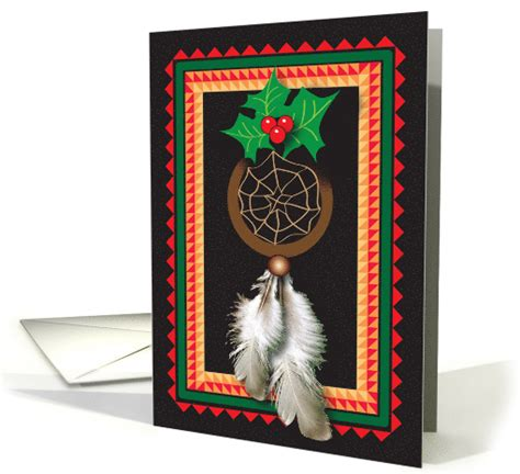 american indian xmas presents that are a donation american catcher card 676493