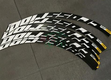 Bicycle Wheel Reflective Sticker Stiker Roda Sepeda Limited mavic crossride disc for mountain bike 26 mtb disc wheel