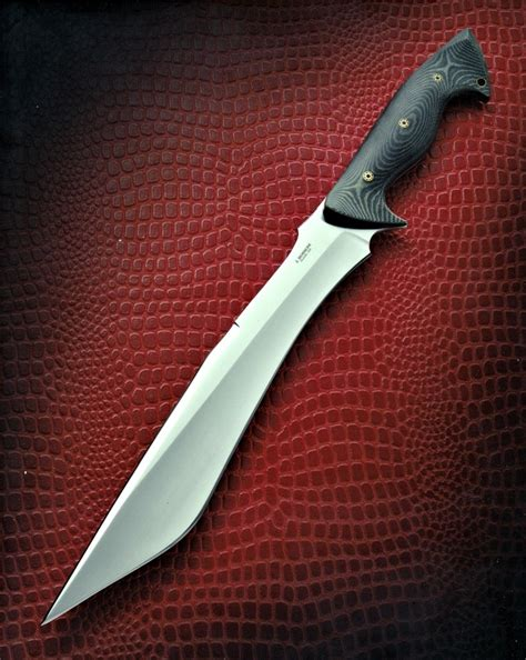 modern knife jerry hossom knives image gallery