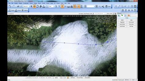 tutorial c deutsch cryengine 3 tutorial 10 deutsch wasserfall erstellen