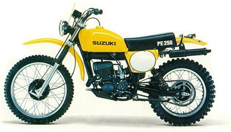 1977 Suzuki Pe 250 Suzuki Pe 250 Pictures To Pin On Pinsdaddy