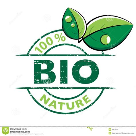 Www Bio bio design with leaves stock vector image of emotion 9901910