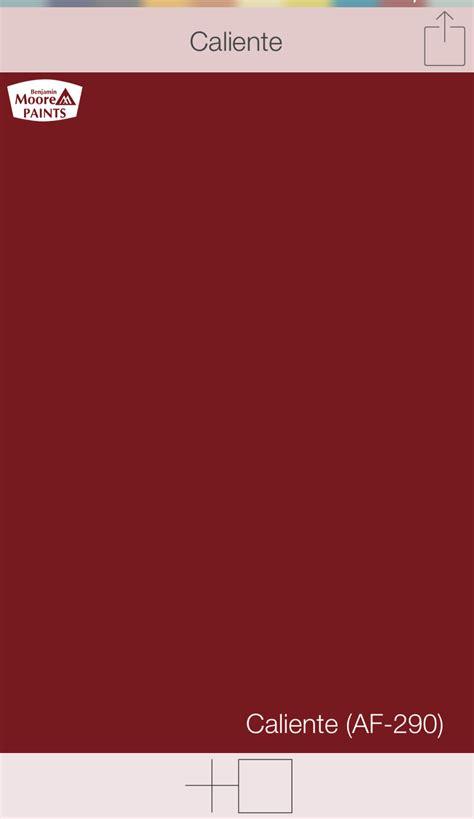 benjamin paint colors app front door colors caliente af 290 benjamin