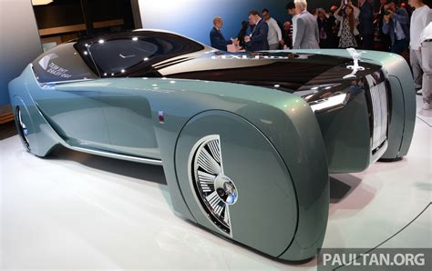 rolls royce vision 100 rolls royce vision 100 the future of opulence image