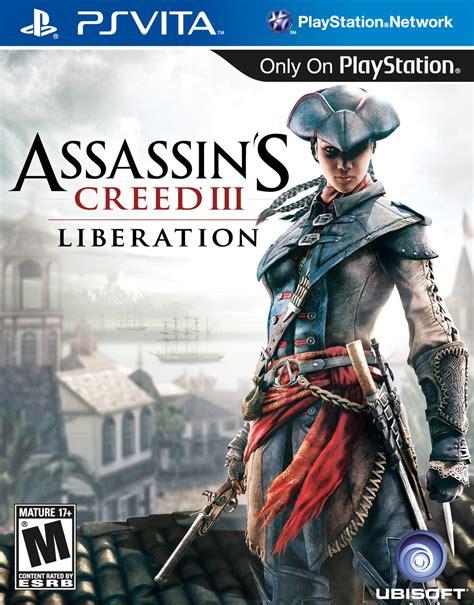 assassin s creed iii liberation playstation vita ign