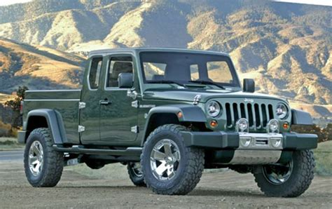 Jeep Truck Release Date 2016 Jeep Gladiator Truck Release Date Price Specification