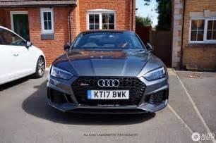 Audi B9 Rs5 Audi Rs5 B9 13 June 2017 Autogespot