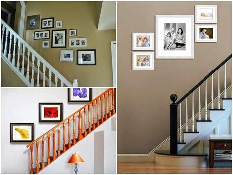 como decorar paredes fotos exito 17 mejores ideas sobre paredes de la escalera con fotos en
