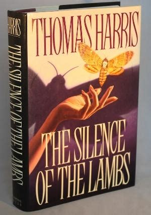 The Silence Of The Lambs Harris the silence of the lambs by harris st martin s press hardcover 1st edition signed by