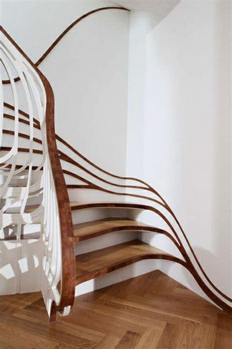 innentreppe selber bauen gel 228 nder selber bauen eigenartige treppengel 228 nder aus holz