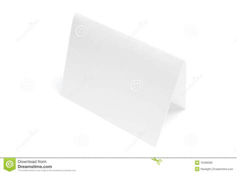 Paper Folded In Half - paper folded in half stock photo image 10466090