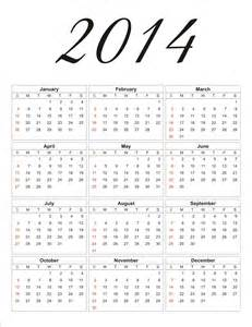 free yearly calendar template 2014 personalised calendar 2014 invitations ideas