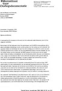 Informele Briefformat Zakelijke Brief Voorbeeld