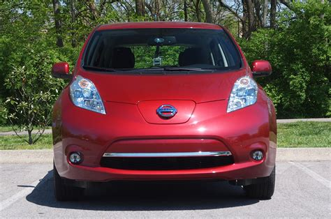 leaf nissan 2013 rip nissan leaf with a 24 kwh battery pack autoblog