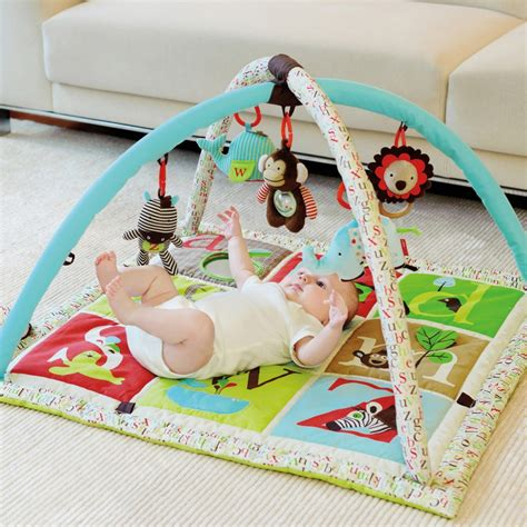 Play Mats For Baby by Developmental Benefits Of Using A Baby Play Mat