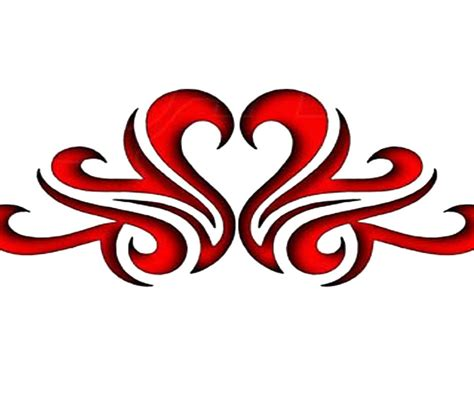 valentine tattoo designs free swirly free clip free