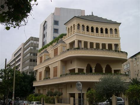building style tel aviv israel tours