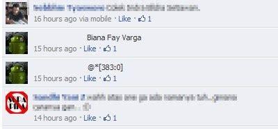 cara membuat nickname twitter kosong cara membuat nama facebook tidak kelihatan kosong tv