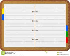 vector notepad stock image image 10324401