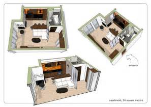 Small Apartment Plans Gallery For Gt Small Apartment Design Plans