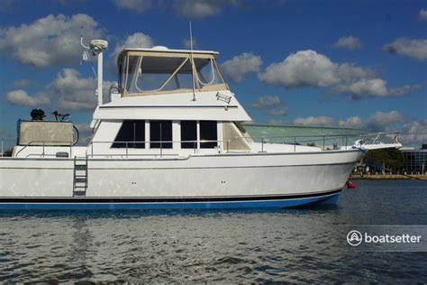 boat rental falmouth ma rent a 2005 43 ft mainship trawlers 430 trawler in east