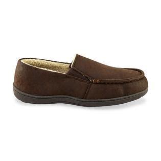 dockers moccasin slippers dockers s venetian brown moccasin slipper