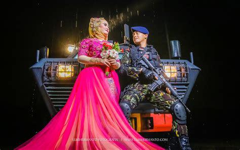 Wedding Polisi by Hendy Irma Foto Prewedding Lhf