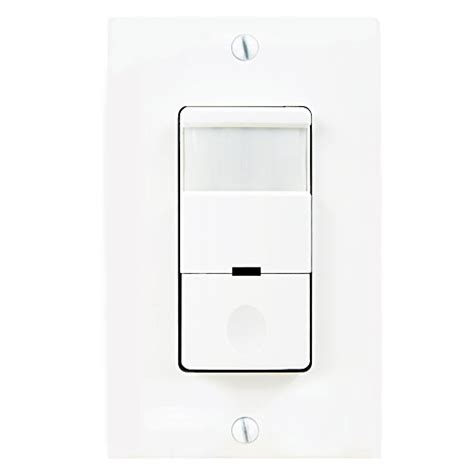 topgreener tdos5j motion sensor switch for light and motor