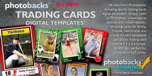 sports card template photoshop pin sports trading cards digital photoshop templates on